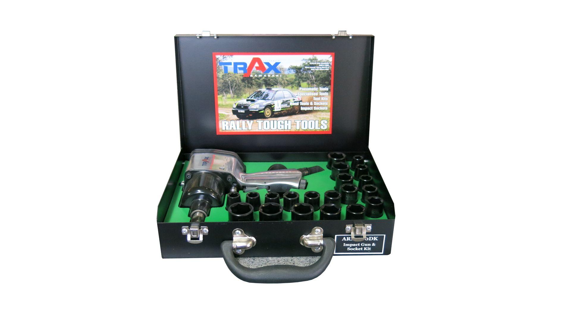 1 2 Quot Impact Gun Kit Arx 300dk Trax Tools